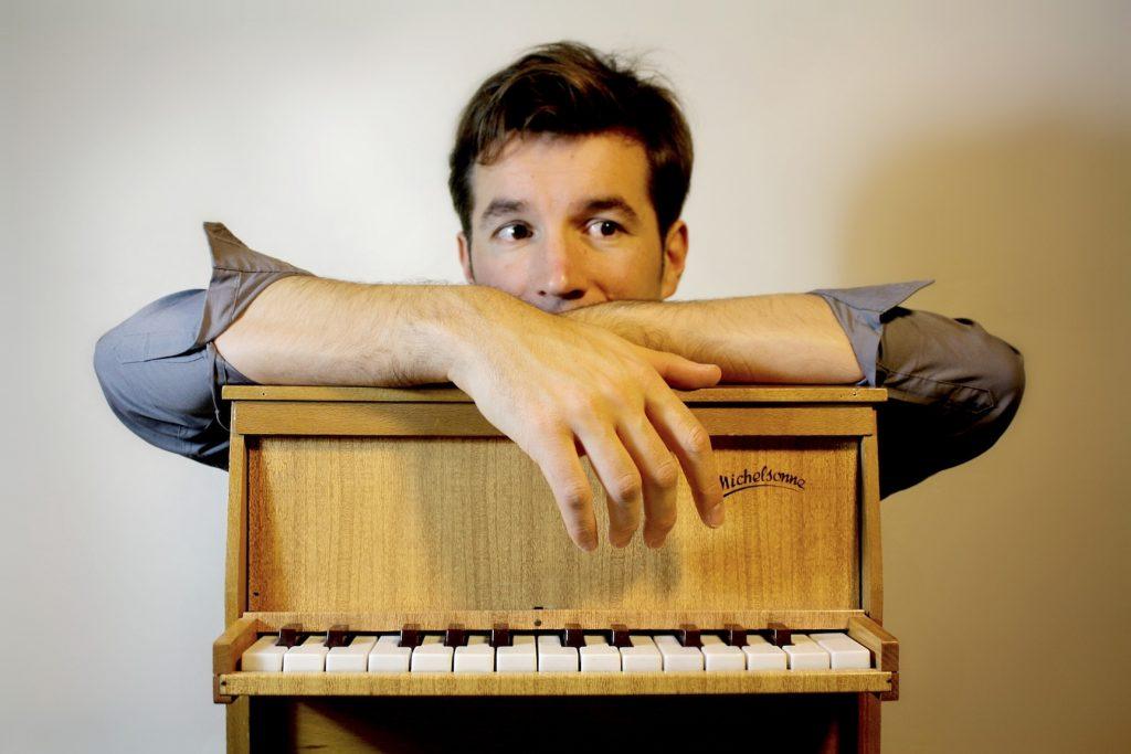Jérémie Honnoré, directeur artistique de Musique à la Ferme