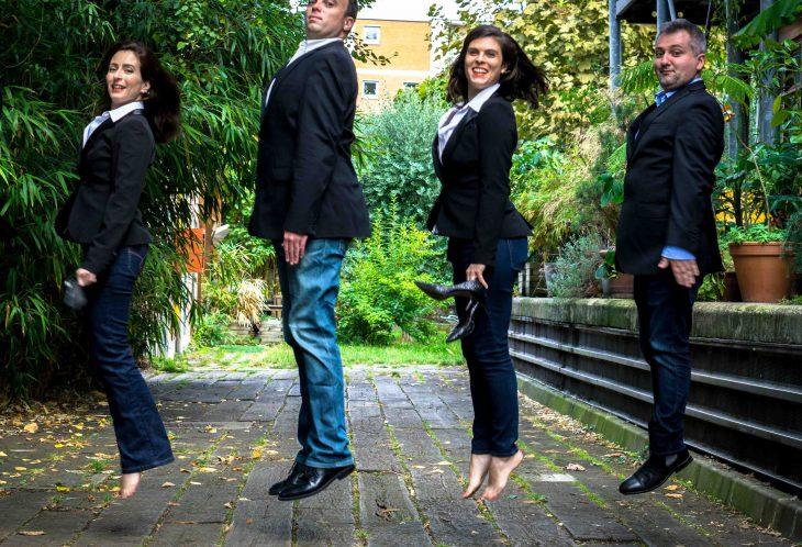 Quatuor Syntonia