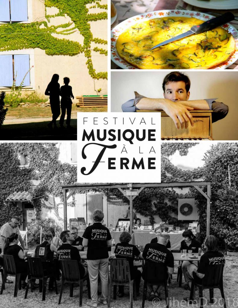 Qu'est-ce que c'est le Festival Musique à la Ferme ? –Médiation culturelle en Provence, formation musicale et des festivals annuels.