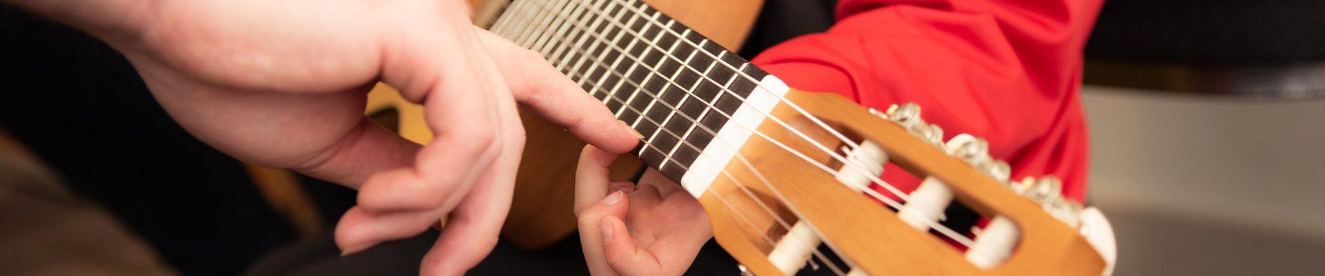 Actions pédagogiques Musique à la ferme