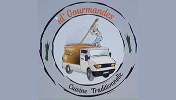 Food truck Id'gourmandes au Festival Musique à la Ferme