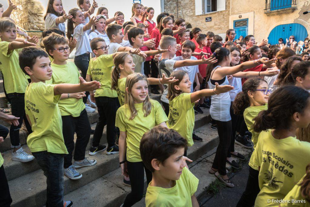 Opera Musique à la Ferme Actions pédagogiques