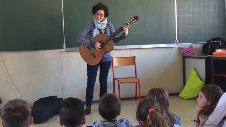 Repte AC Droneau Actions pédagogiques Musique à la Ferme